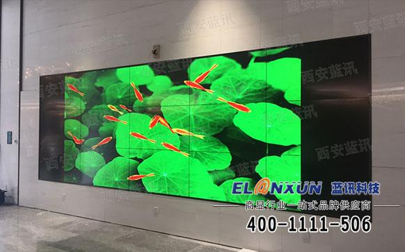 陕西大剧院多媒体互动系统  雷达触控
